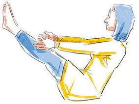 آموزش ورزش کردن,نرمش برای لاغری,ورزش های لاغری