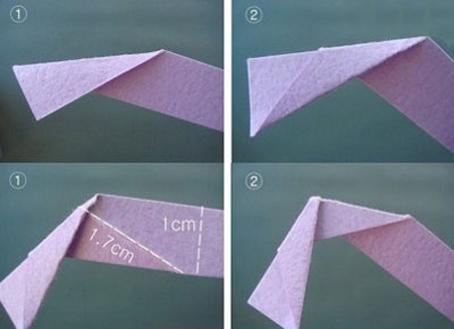 ساخت گل با کاغذ های رنگی,روش ساخت گل با کاغذهای رنگی