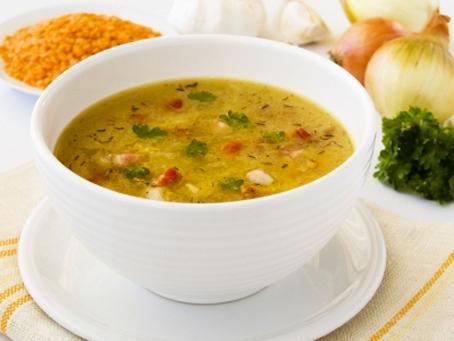 آموزش درست کردن سوپ دال عدس,روش تهیه سوپ دال عدس,آموزش پخت سوپ دال عدس