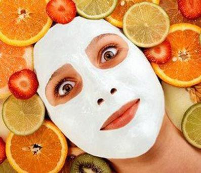 ساخت ماسک,ساخت ماسک در خانه,ساخت ماسک پوست,Creating beauty mask at home