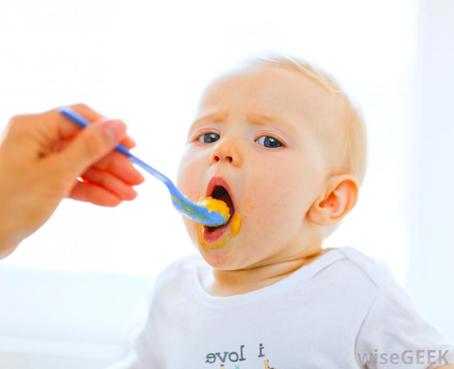 آموزش تغذیه کودک شش ماهه,غذاهای مخصوص برای کودک شش ماهه