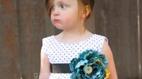 آموزش دوخت لباس مجلسی دختر بچه