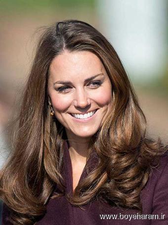 مدل رنگ موی Kate Middleton,تصاویر رنگ موی بازیگران