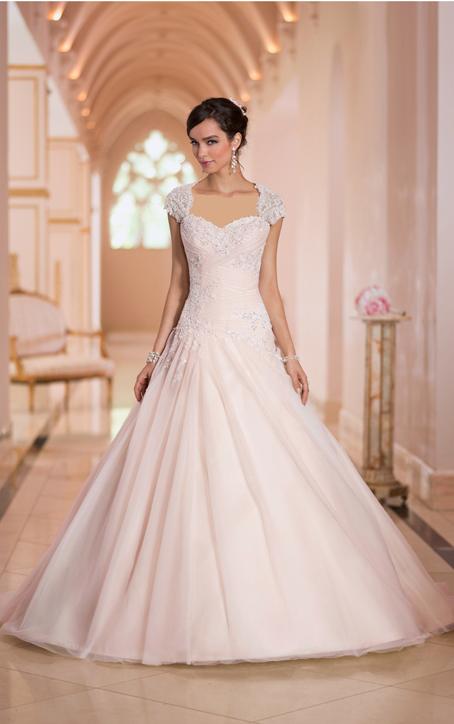 دوخت ساده لباس عروس,فیلم آموزش دوخت لباس عروس