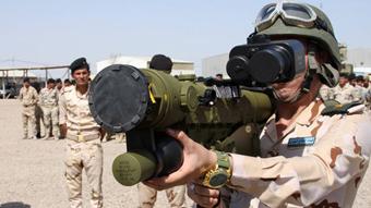 ارسال سلاح روسیه با عراق,سلاح روسیه