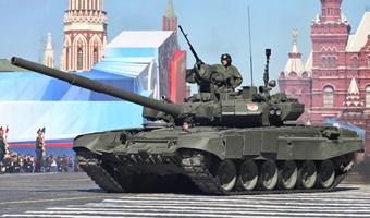 تانک روسی,ارسال تانک روسیه به عراق