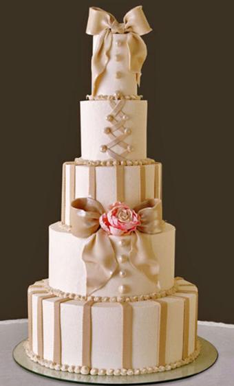 کیک عروس,پخت کیک عروس,مدل کیک عروس