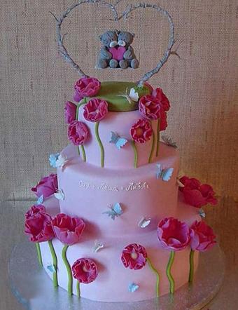 پخت غذا,مدل کیک,کیک تولد,تصاویر کیک تولد