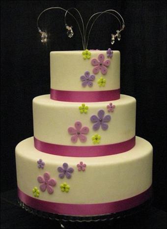 آموزش کیک پزی,پخت کیک,پخت کیک برای تولد