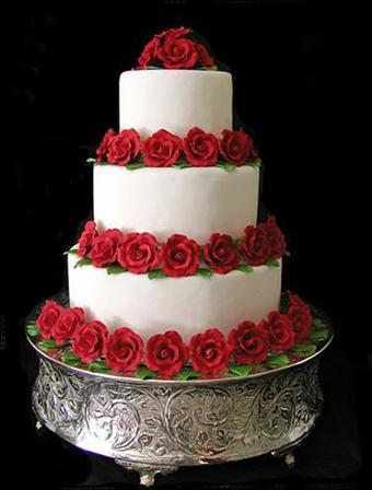 تزئین کیک تولد,آموزش تزئین کیک