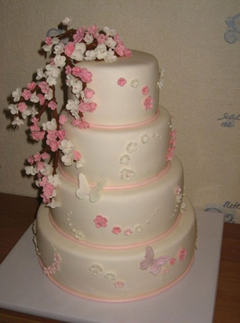 کیک تولد,کیک پزی,پخت کیک,کیک جشن