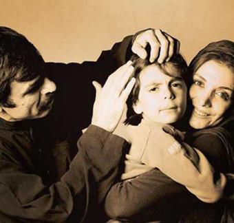 عکس خانوادگی رویا میرعلمی,تصاویر دیده نشده رویا میرعلمی