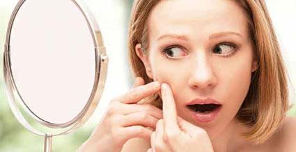 خوراکی های جوش پوست,دلیل اصلی جوش زدن صورت,عامل اصلی جوش زدن صورت