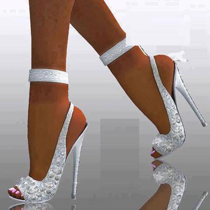 جدیدترین مدل های کفش زنانه,کفش پاشنه دار,کفش پاشنه بلند