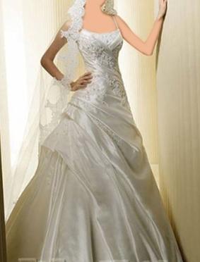 دوخت لباس عروس,لباس عروس,آموزش دوخت لباس عروس