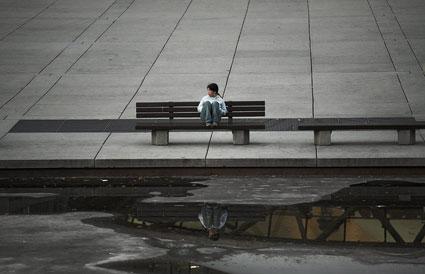عکس های دوست داشتنی,تصاویر عاشقانه تنهایی