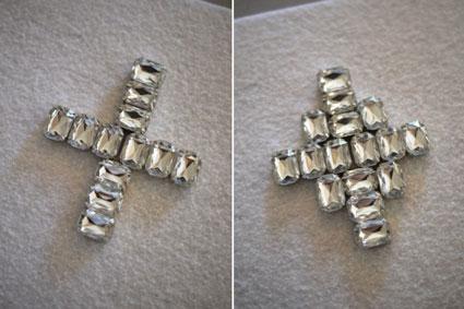 روش ساخت گردنبند,گردنبند کریستالی,ساخت کاردستی کریستالی
