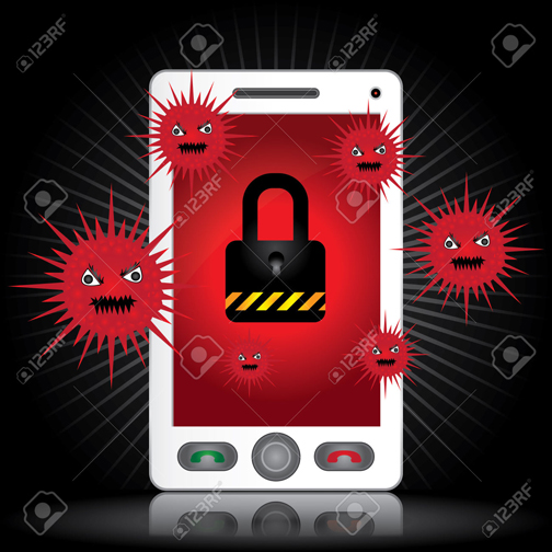 آنتی ویروس موبایل,آنتی ویروس گوشی,نرم افزارهای مخرب گوشی