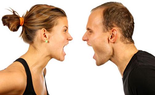 دلیل اصلی عصبانی بودن شوهر,دلایل عصبانی بودن زن,دلایل عصبی شدن زن