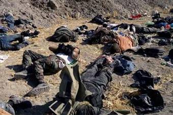 اخبار,اخبار سیاسی,اخبار داعش,کشته شدن داعشی ها,قتل عام داعش