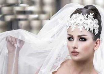 مدل جدید آرایشی عروس,مدل های آرایشی,مدل های جدید آرایشی