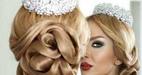 تصاویر شیکترین نمونه های آرایشی برای عروس
