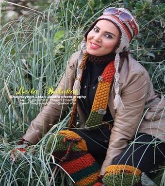 جدیدترین تصاویر لیلا بلوکات,جدیدترین عکس های لیلا بلوکات