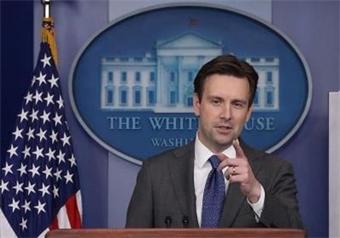 جاش ارنست,اخبار جاش ارنست,سخنگوی کاخ سفید,تحریم ها