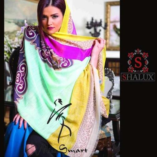 جدیدترین مدل های شال و روسری,شال و روسری ایرانی
