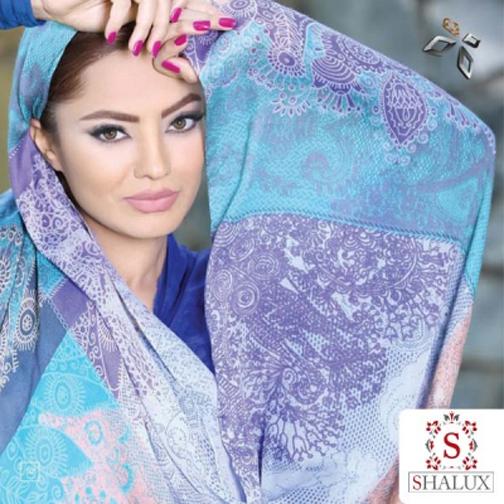 جدیدترین مدل های شال و روسری,شال و روسری ایرانی,شیکترین مدل های شال و روسری