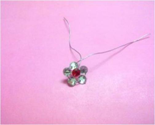 سایت گلسازی,آموزش گل های کریستالی