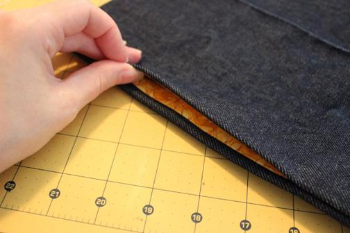 آموزش دوخت جیب برای انواع لباس ها,آموزش تصویری دوخت جیب لباس