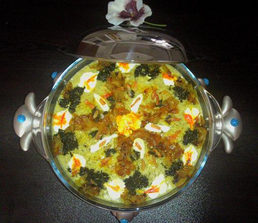 آموزش پخت آش جو خوشمزه مخصوص نذری ماه رمضان