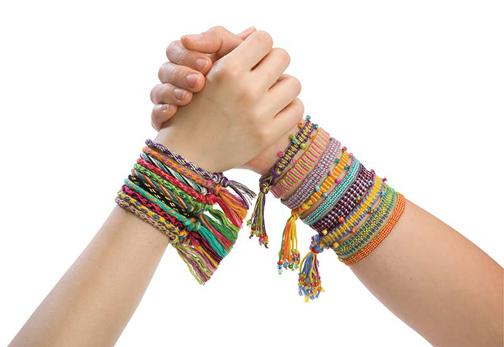 الگوی دوخت دستبند زنانه,جدیدترین مدل های دستبند دست ساز