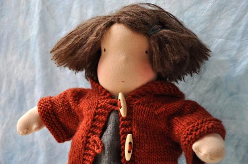 عروسک پارچه ای,آموزش ساخت عروسک پارچه ای