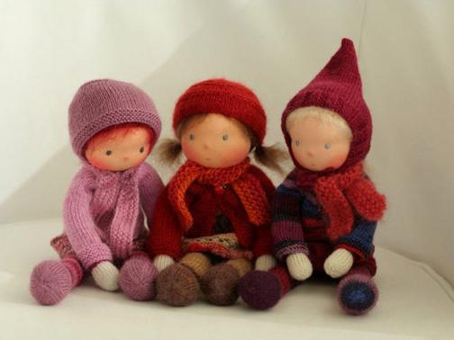 ساخت انواع عروسک,آموزش انواع عروسک,مدل های عروسک