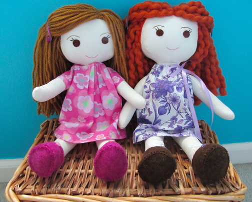 ساخت عروسک والدورف,ساخت عروسک بچه گانه