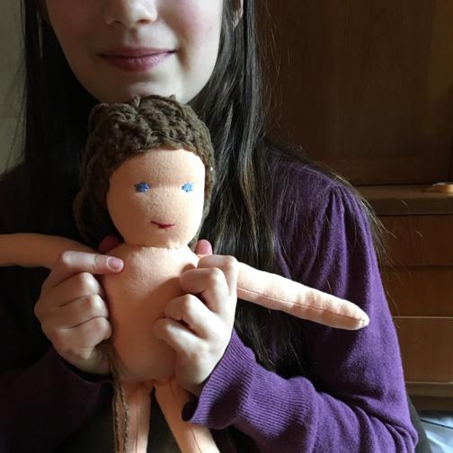 عروسک والدورف,مدل های عروسک والدورف
