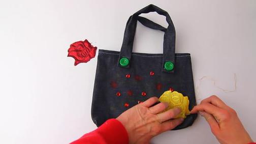 آموزش ابتدایی دوخت انواع کیف زنانه,دوخت کیف برای مبتدیان