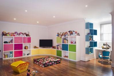 دکوراسیون اتاق کودک,مدل های اتاق کودک