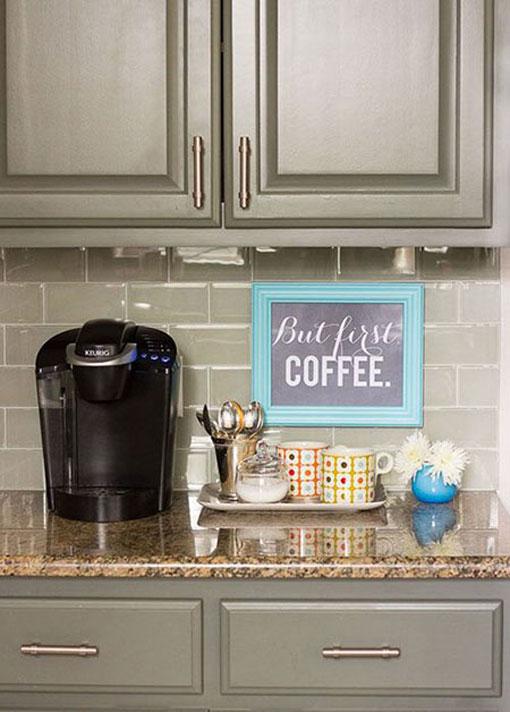 چگونه قهوه را تزئین کنیم؟,چطوری چایی را تزئین کنیم؟