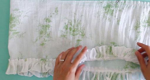 روش دوخت لباس بچه گانه