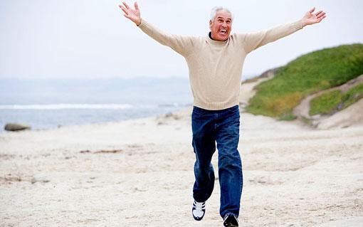 تاثیر دویدن برای افراد مسن,فواید دویدن برای افراد مسن