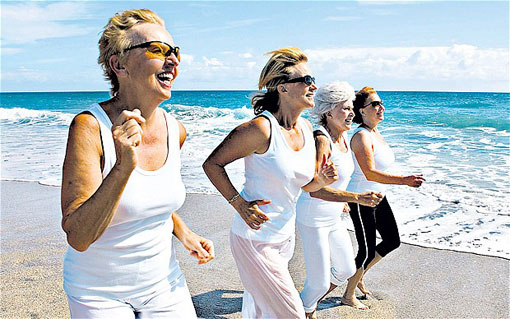 فواید ورزش برای افراد مسن,فایده های ورزش برای افراد مسن,دویدن,فواید دویدن