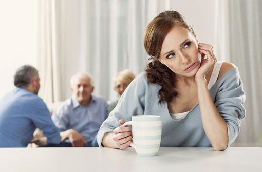 دلایل دخالت خانواده شوهر,دلایل دخالت دیگران در زندگی