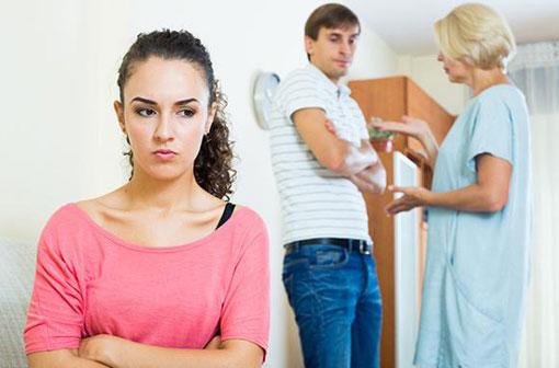 دلیل دخالت اطرافیان در زندگی زناشویی چیست؟