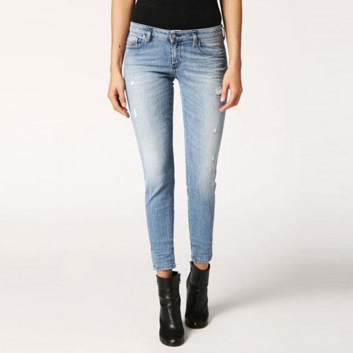 شلوار جین زنانه،مدل شلوار تابستانی جین زنانه