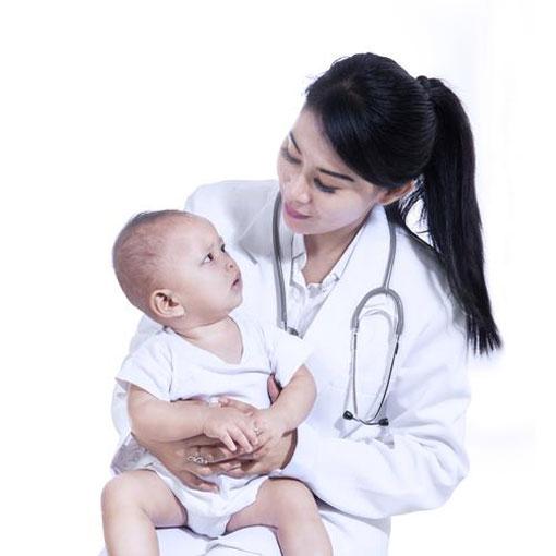 ازبین بردن تب در نوزادان