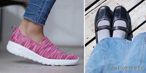 نکته هایی برای انتخاب کفش های بارداری, مهارت های خرید کفش های بارداری