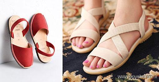 مدل کفش های بارداری,جدیدترین مدل کفش های بارداری